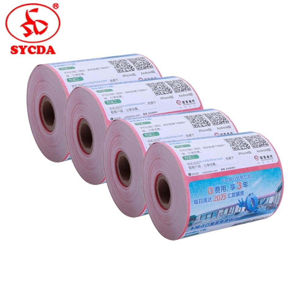 6000m length themal paper jumbo rolls