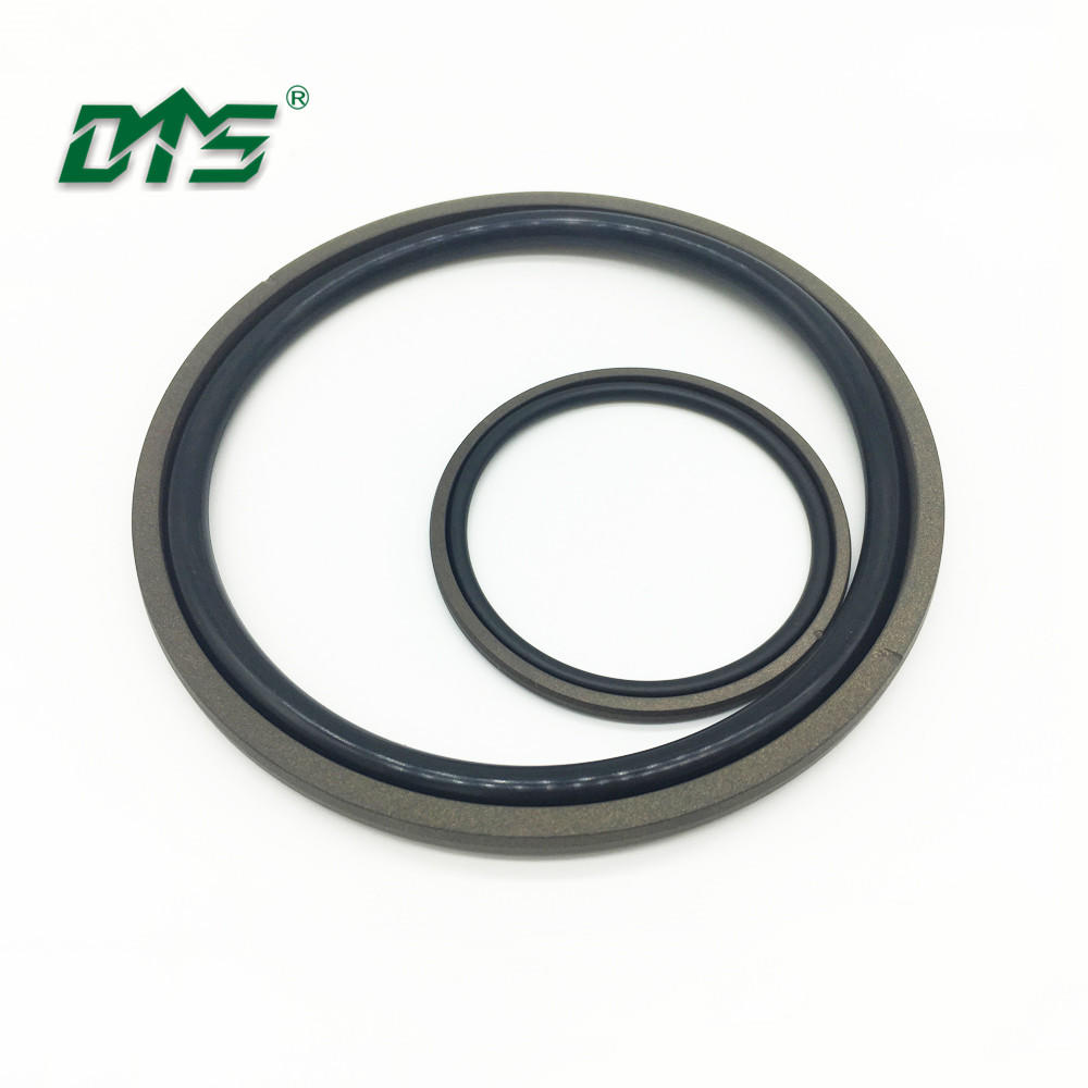 Excavator BOOM ARM BUCKET cylinder seal kit part,High quality PTFE Glyd D seal SPGO piston seal