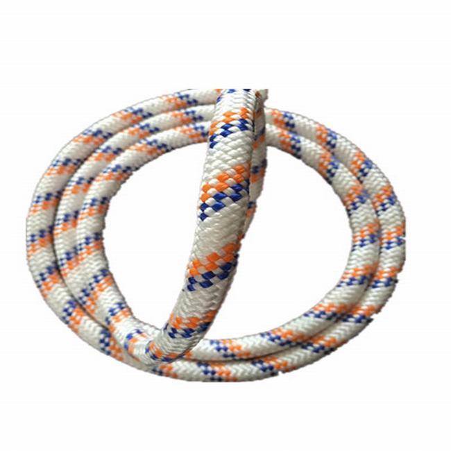 nylon braided dog leash