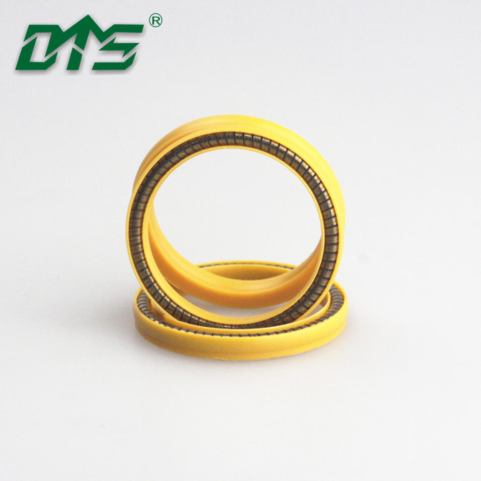 Used on LNG Dispenser Self Lubricating UPE Spring Energized Seals U Type