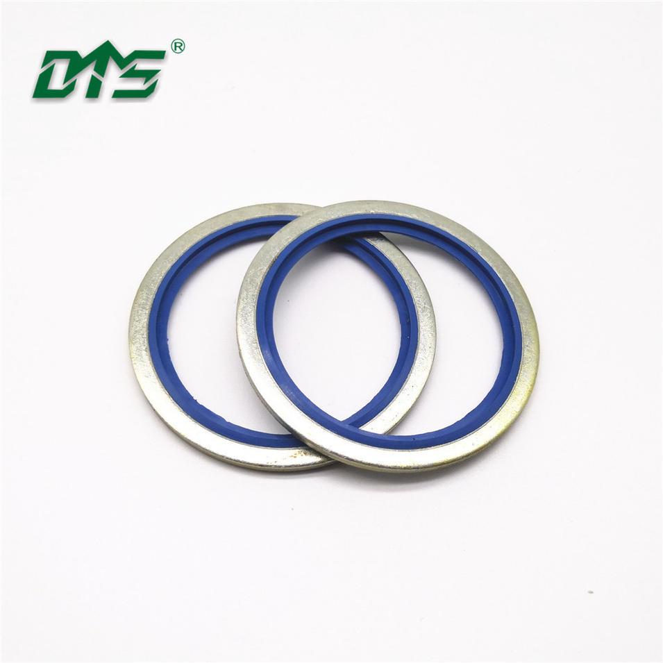 self centering seal hydraulic washer