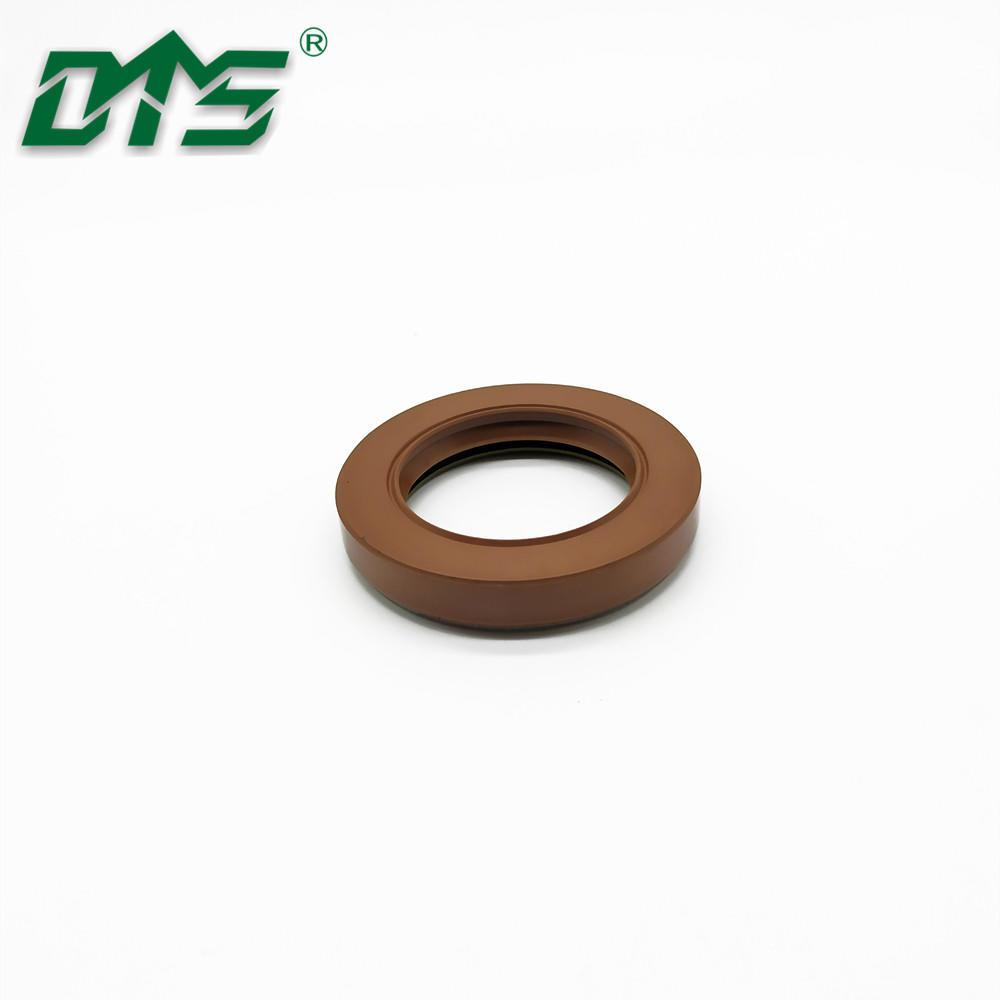 Hydraulic high pressure FKM FPM rubber skeleton oil seal TCN