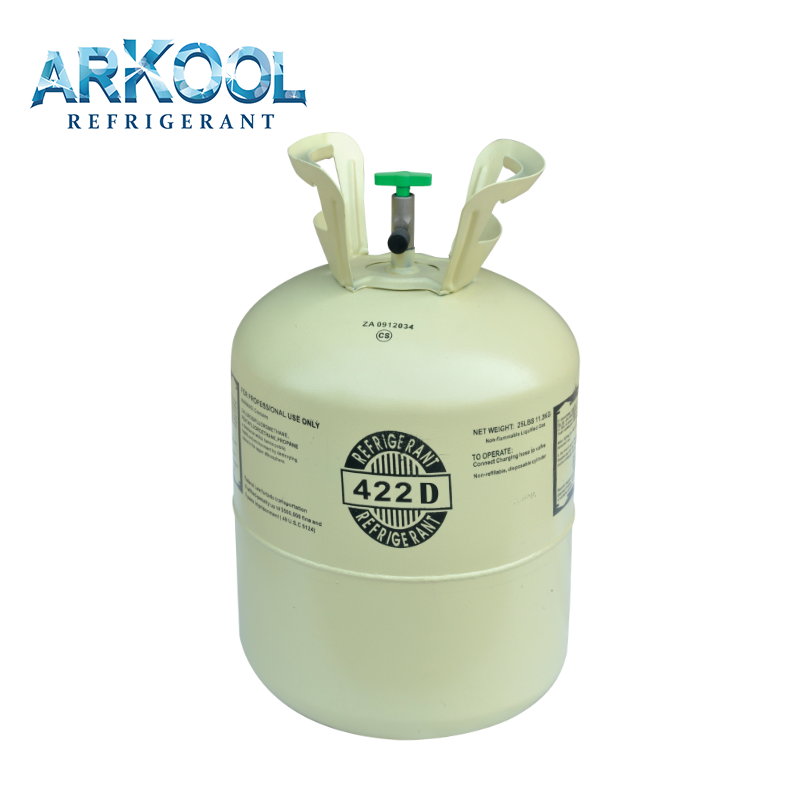 Purchase order of refrigerant gas R134a and R410a R404a