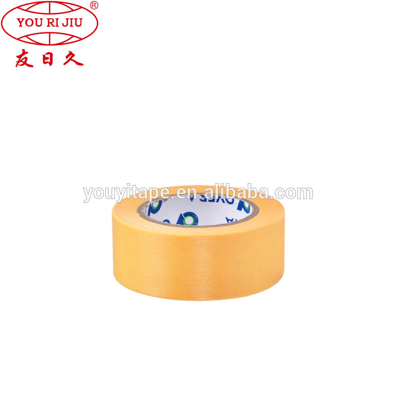 Hot sale 2018 high temperature crepe paper tape for chemical tube and medical use
