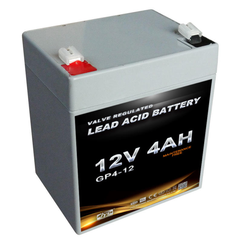 Maintenance Free Lead Acid Battery 12v 4ah Rechargeable VRLA Battery for UPS