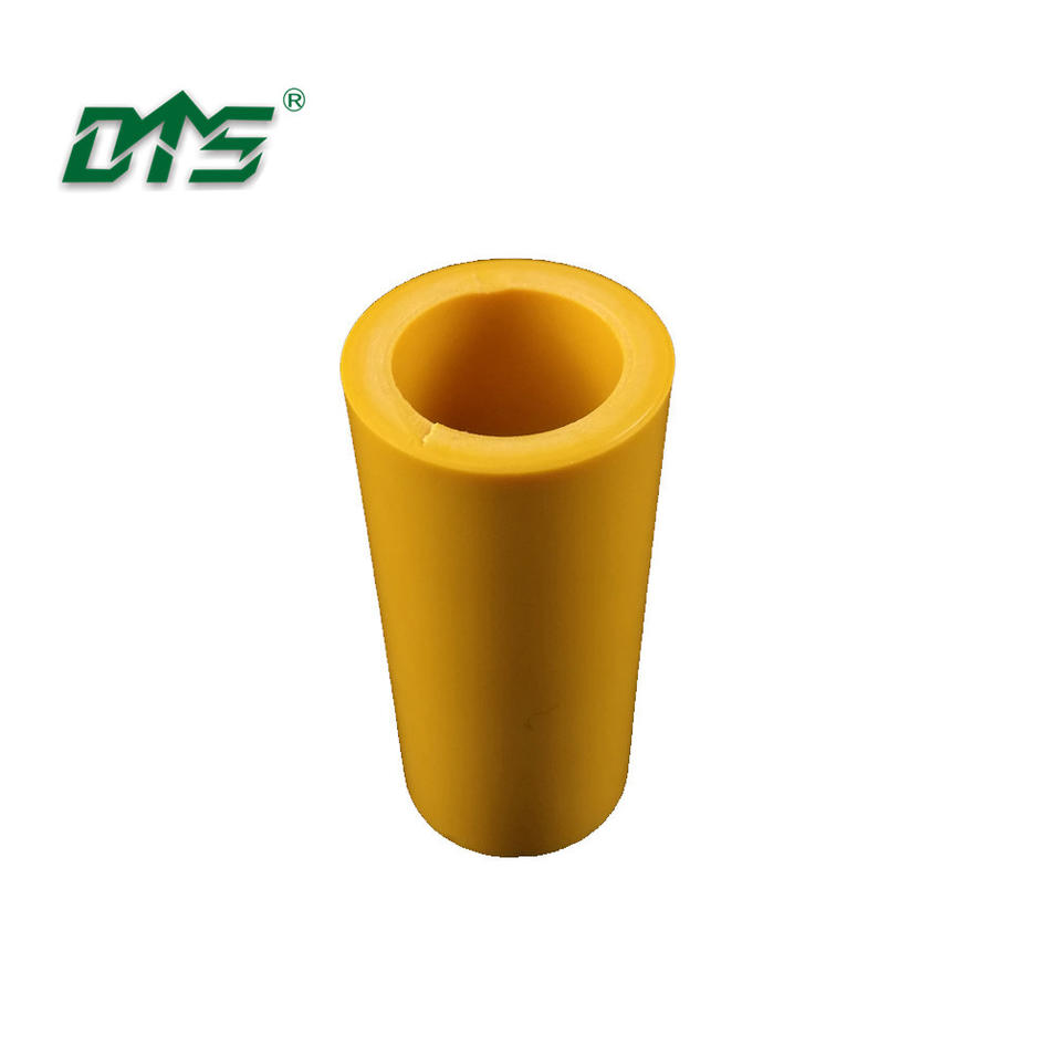 Compressor Parts PTFE Carbon PEEK Oil Scraper Ring Semi Tubes