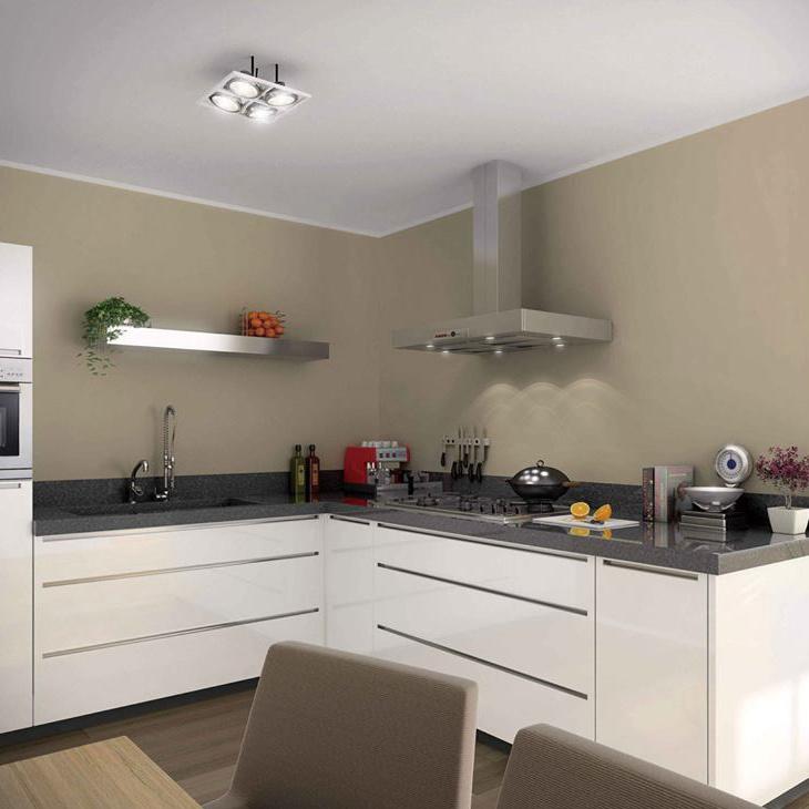 European Style Modern Simple Designs MDF Melamine Kitchen Cabinet