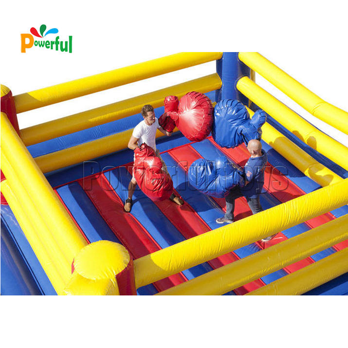 inflatable jousting arena inflatable gladiator,inflatable jousting pugil sticks toys