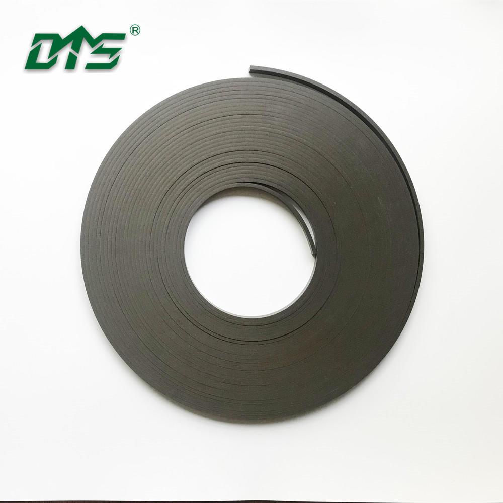 Oil Free PTFE Carbon Graphite Material Compressor Piston Rider Guide Ring