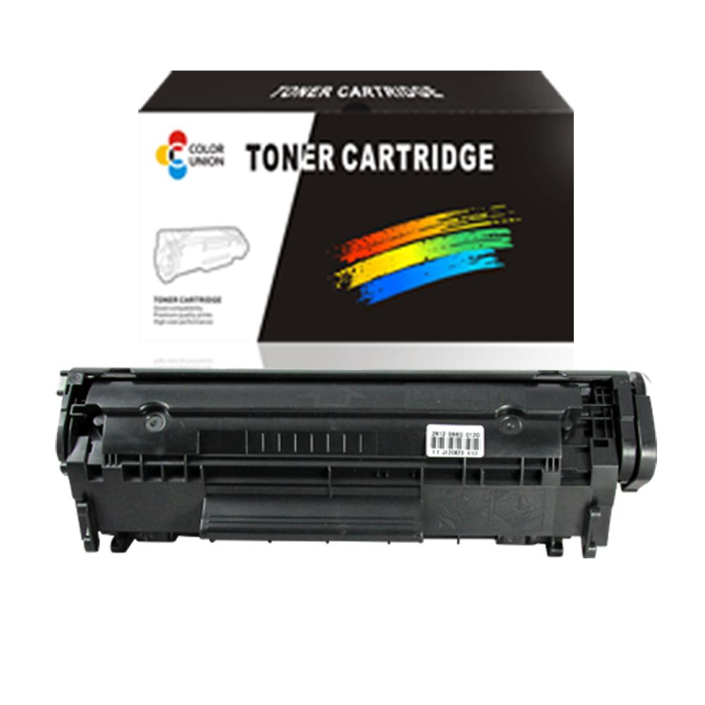 High quality refill 12a toner cartridge premium laser toner cartridge
