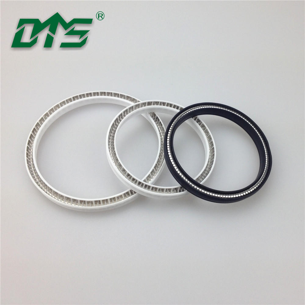 Supply PEEK/PTFE/UHMWPE/PCTFE Spring Energized Seal at Factory Price