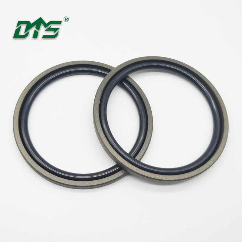 hydraulic piston seals ptfe glyd ring slide ring metric seals for hole