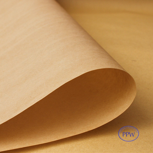 40GSM Blank Kraft Gift Wrapping Paper Roll