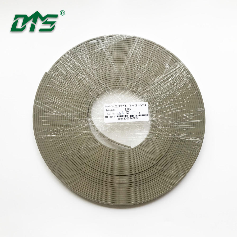Piston ptfe tape wear strip wear band