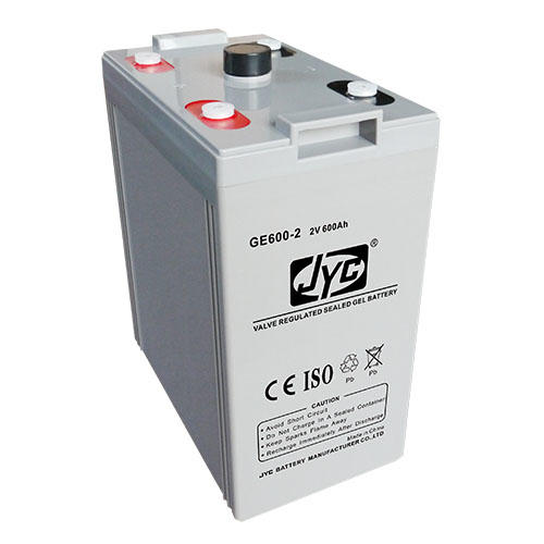 Maintenance Free Sealed Type Deep Cycle Battery 2v 600ah Solar Battery for Solar Home System/UPS/Telecom