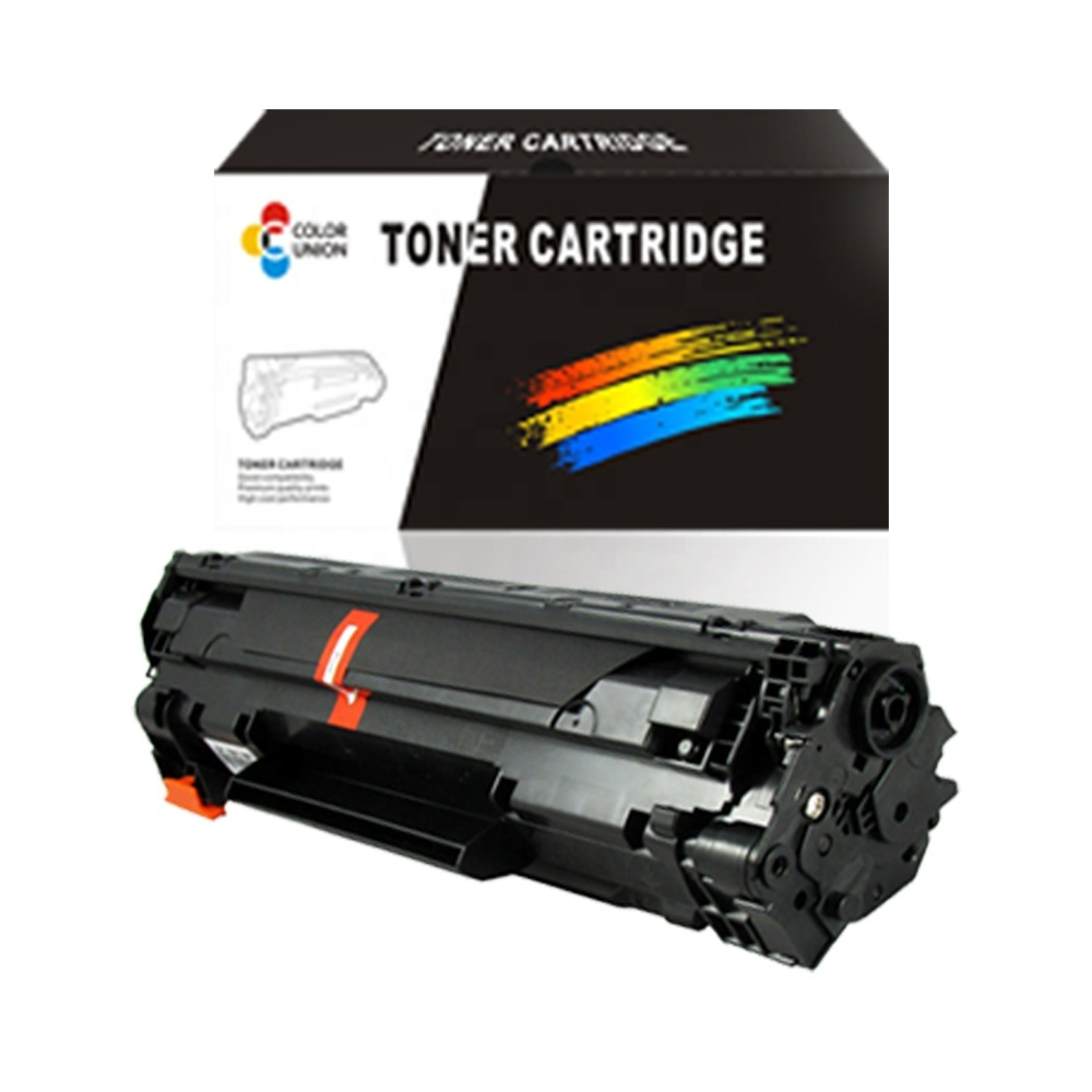 2019 hot selling 436a top print toner cartridge toner china