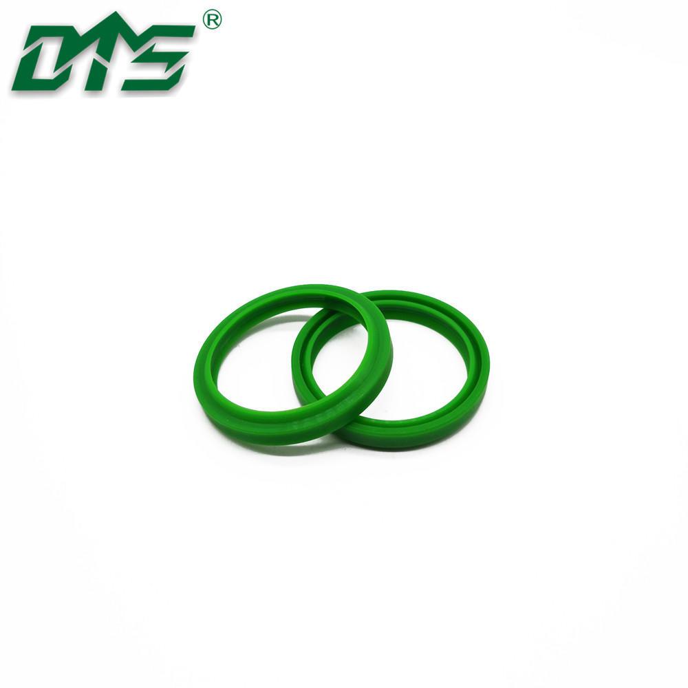 Green PU pneumatic seals ring DHS