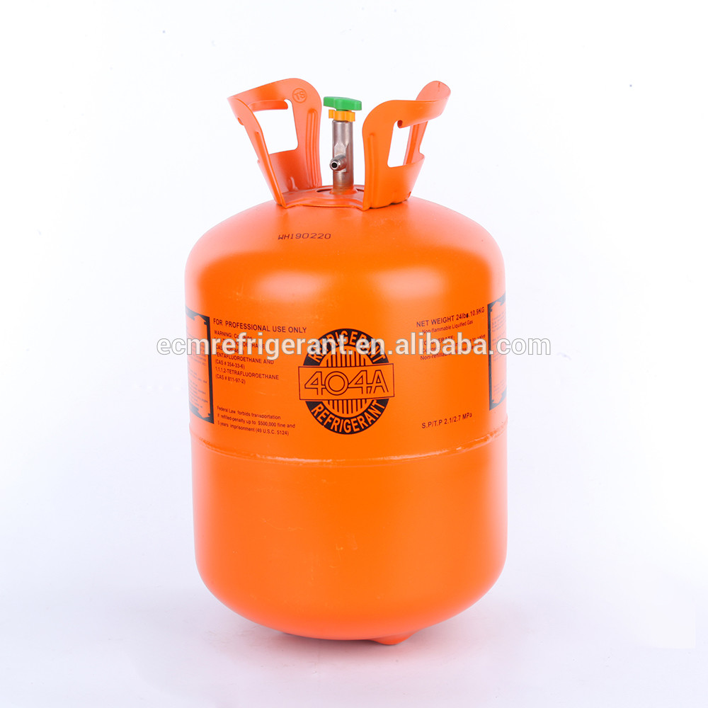 100% pure high quality refrigerant gas r404a with good price