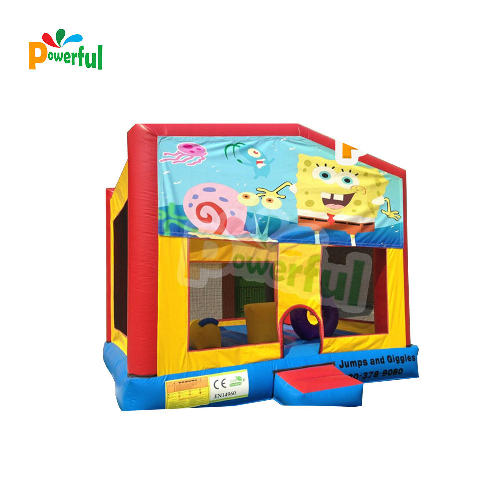 Hot sale USA standard inflatable jumping castle,bouncy castle for sale