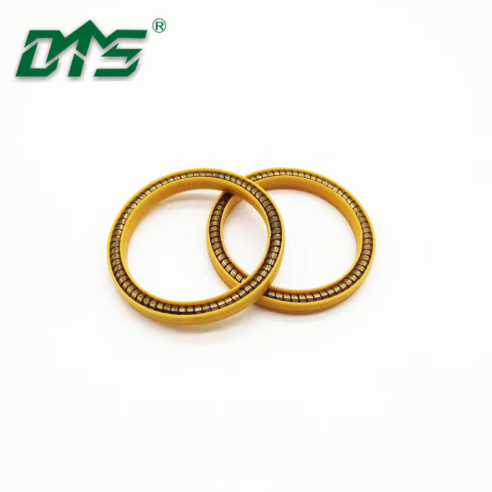 UPE/PCTFE/PTFE Seal Spring Energized Seal