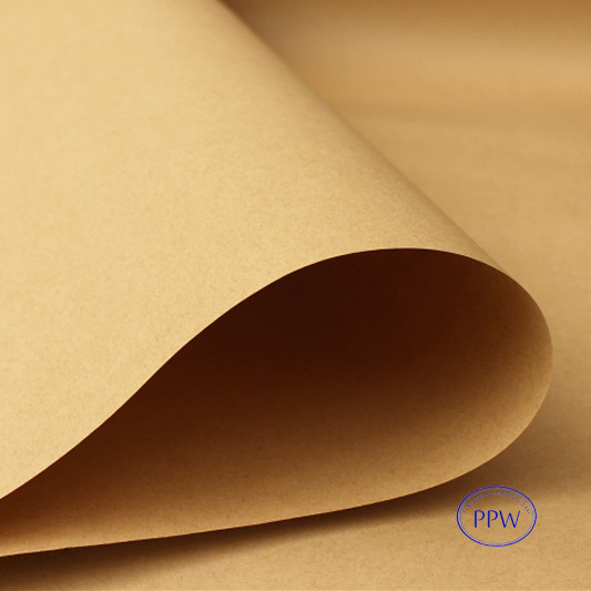 100GSM Classical Blank Kraft Gift Wrapping Paper