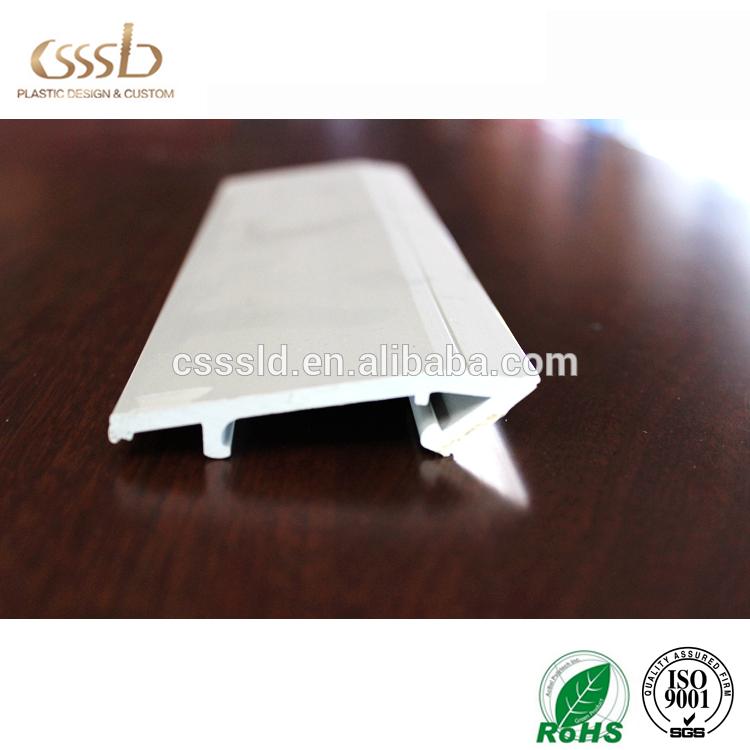 CS150101custom pvc sheeting roll/ plastic edging for sheet metal/ pvc strip door curtains