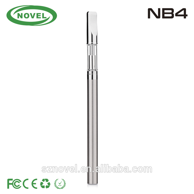Alibaba best selling preheating function rechargeable vape battery LED bottom fit for cbd oil