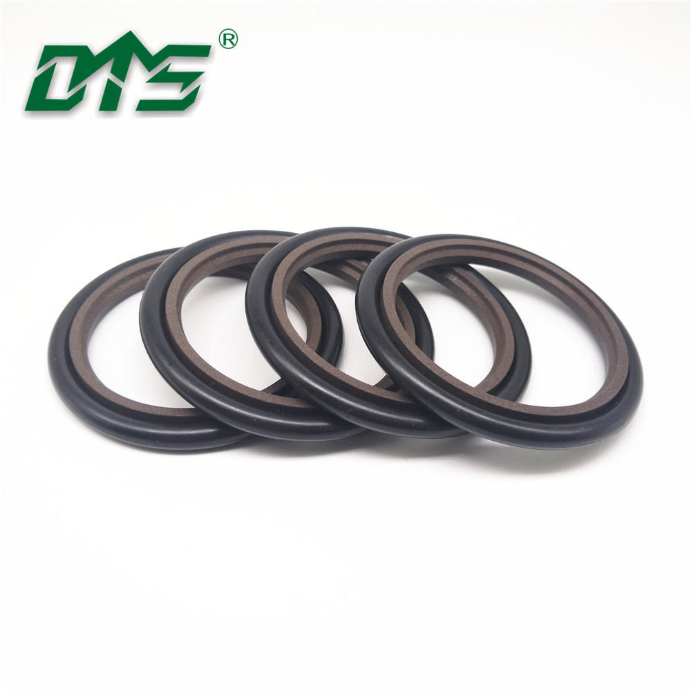 Hydraulic cylinder ptfe seal/step seal/rod seal