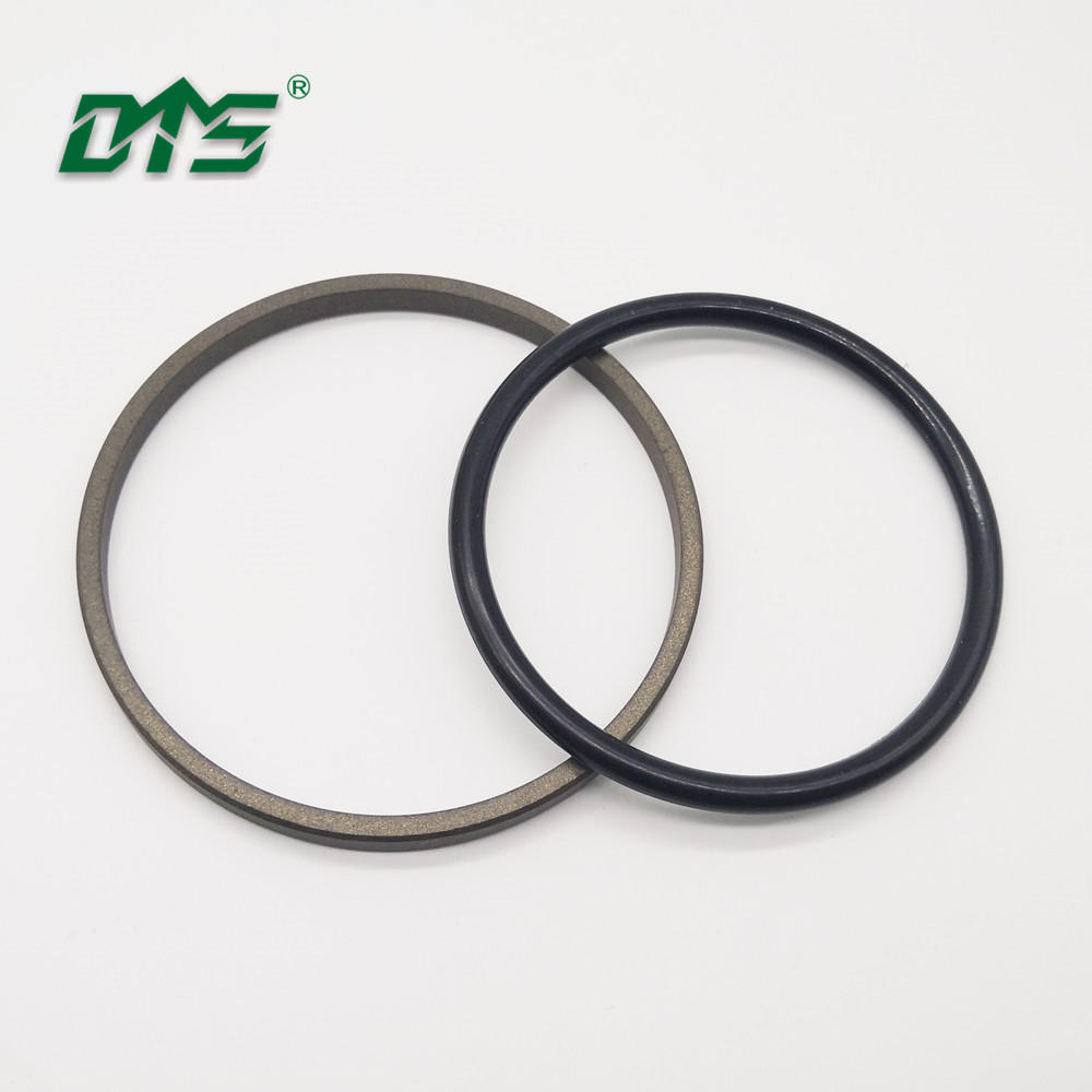 PTFE Hydraulic Piston Rod Seal GSF Glyd Ring/Slide Ring/Step Seal Made in China