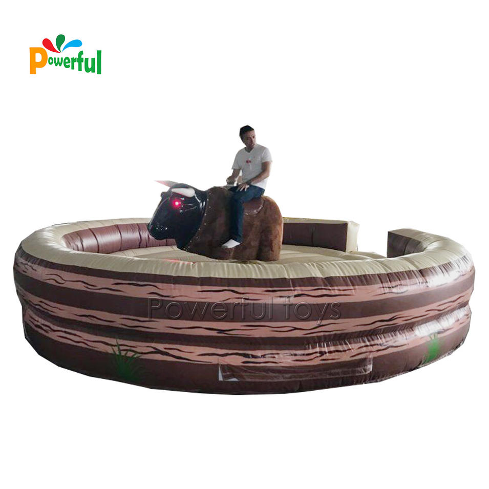 bull ride machine,control box mechanical bull,bull riding machine for sale