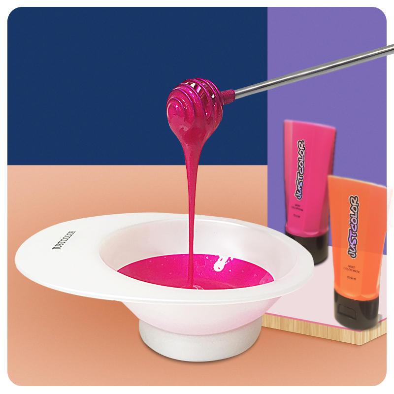 MASTER Barber Stainless SteelHairdressing Hair Color Dye Cream Whisk Mixer