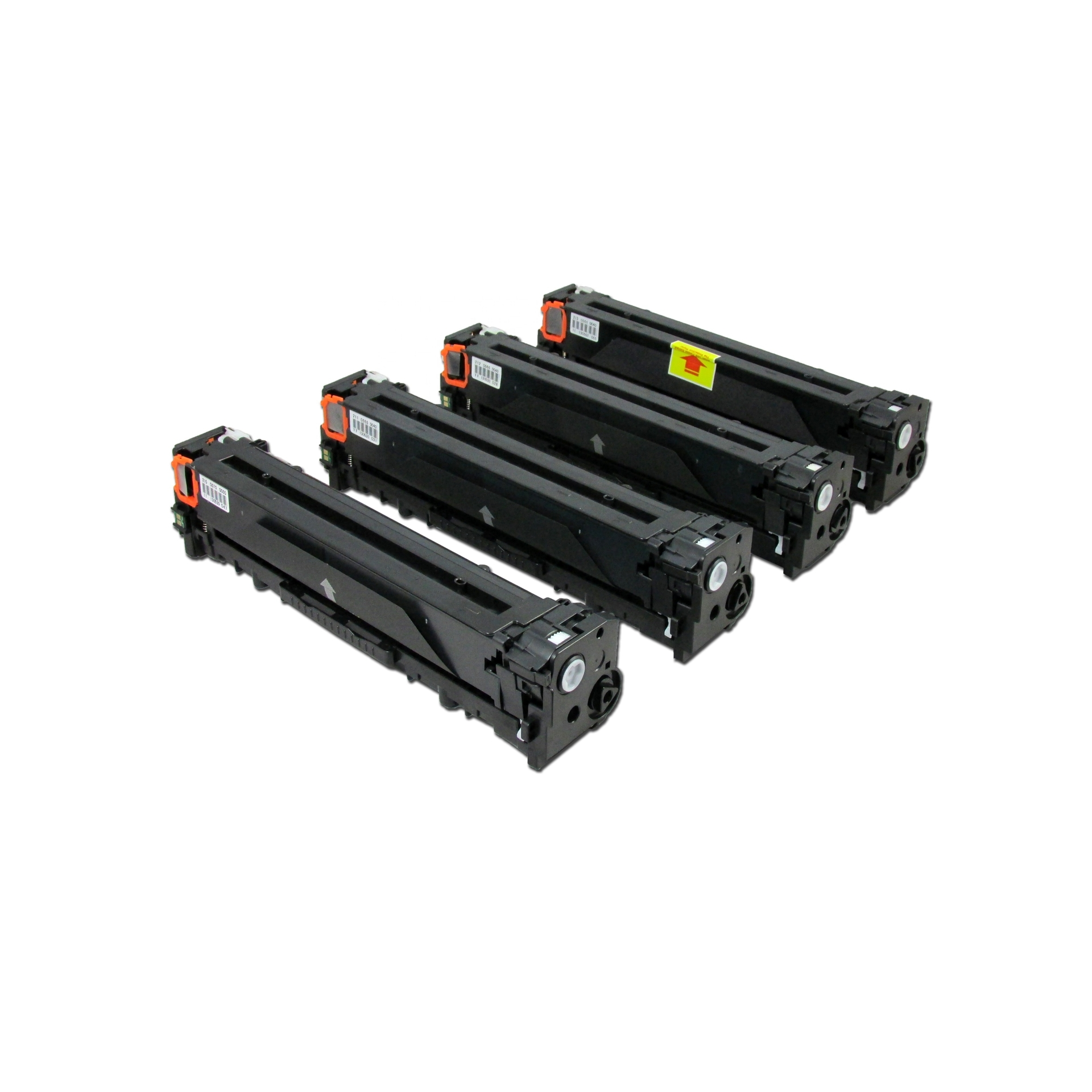 China premium color toner cartridges CF210A CF211A CF212A CF213A 131A for HP LASEJET PRO 200 M251NW/M276NW
