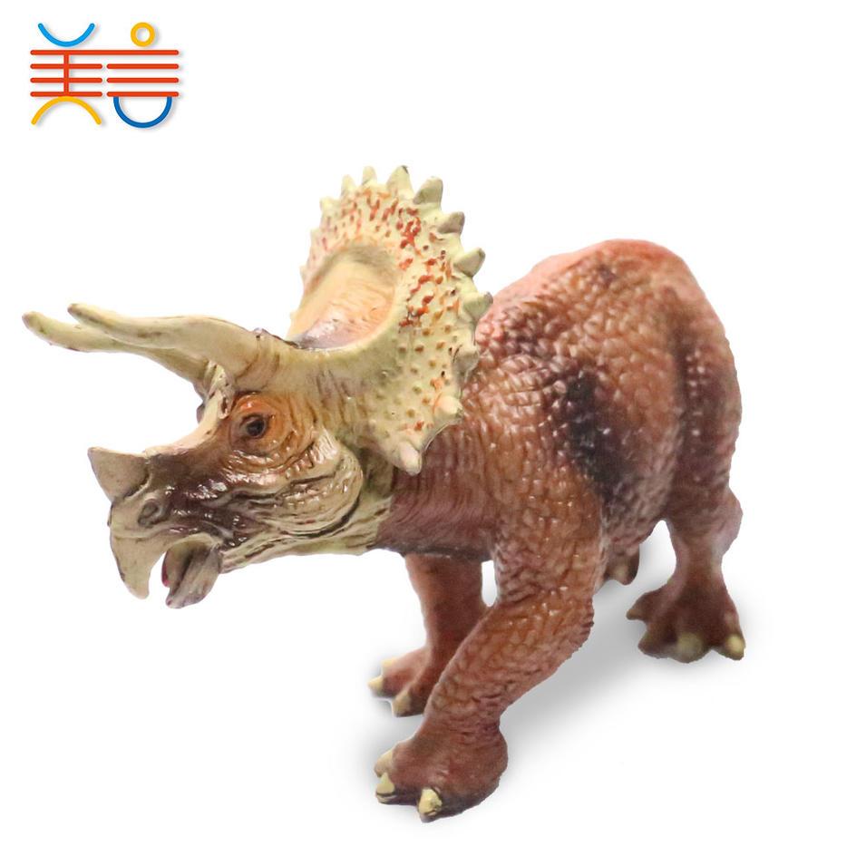 Dinosaur figures toy family set Of 12 Large 7