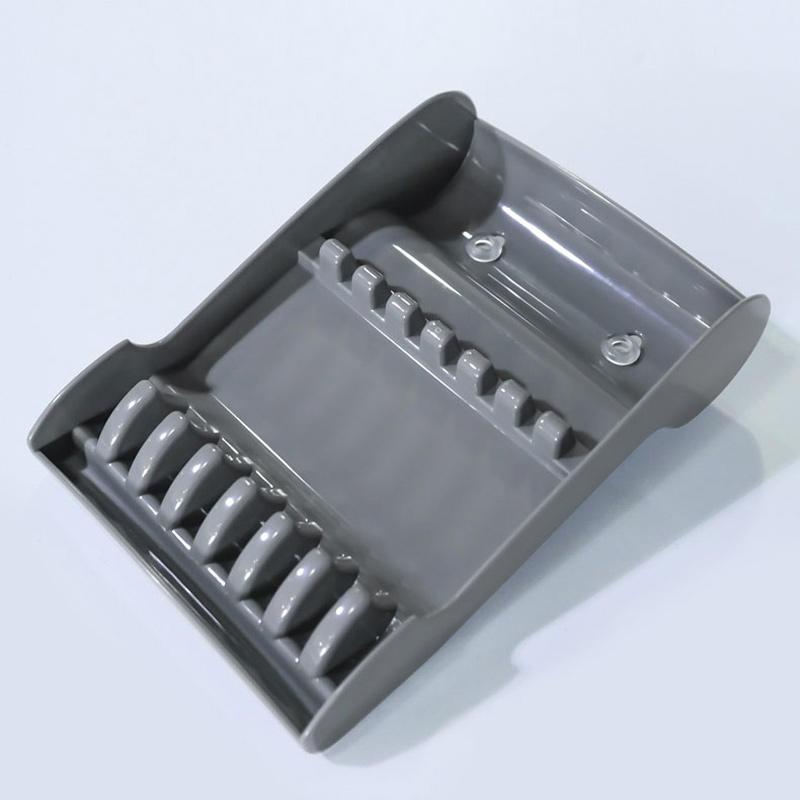 Scissor Holder Rack Barber Hair Trimmer Tools Salon Shears Shelf