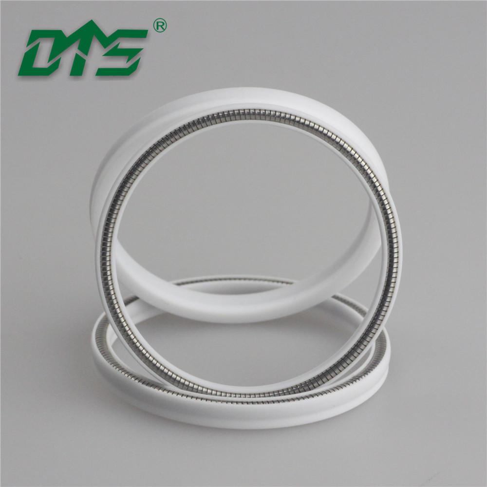 Supply PEEK/PTFE/UHMWPE/PCTFE Spring Energized Seal at Factory Price