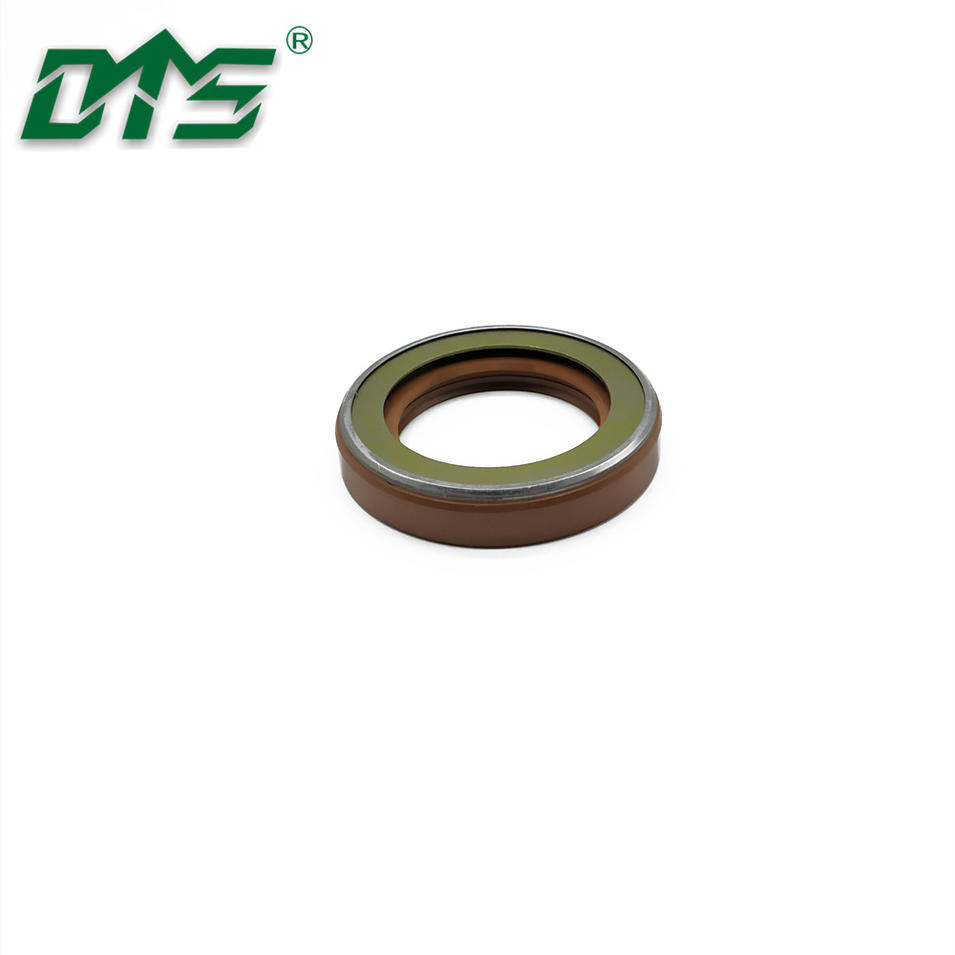 Hydraulic high pressure FKM FPM rubber skeleton oil seal TCN