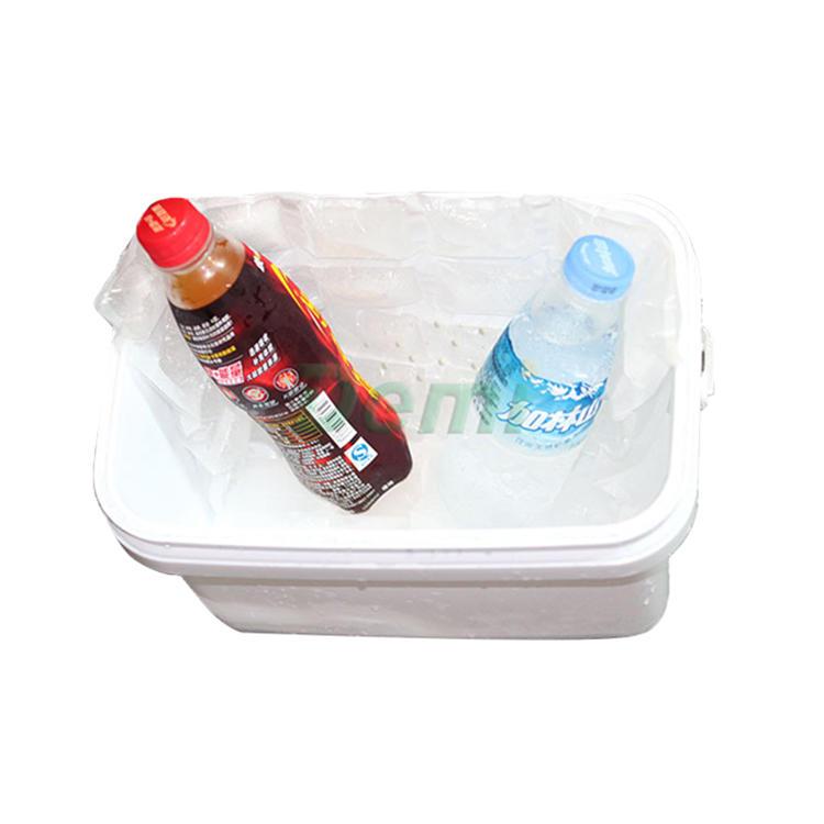 New Arrival Custom Fresh Frozen Food Dry Ice Gel Pack