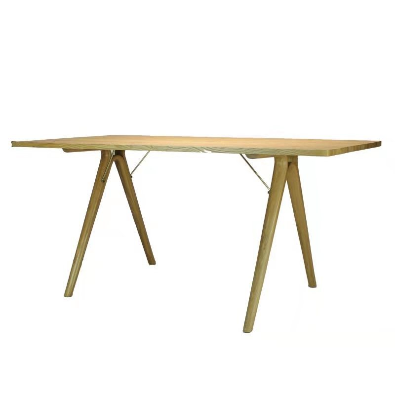 Wood Dining Dinning Mango Modern Wooden Legs For Solid Table