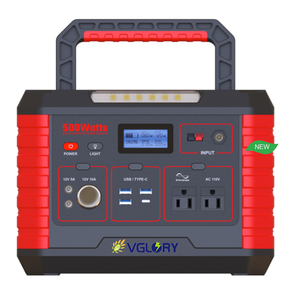 12v 54ah For Japan 577.2wh 300w 500w Emergency Camping Backup Back-up 2018 Ac Portable Source 150wh Power