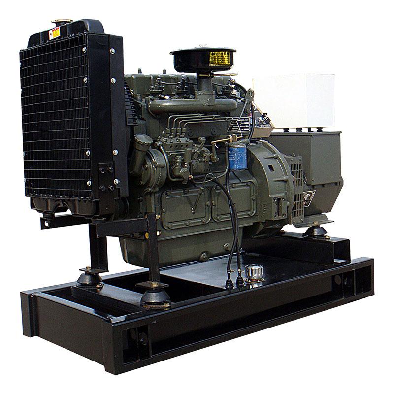 AC 3-phase Electric Start Water Cooling Marine Diesel Generator