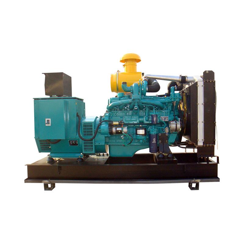 Auto Start Low Noise Ac 3-phase Brushless Generators Big Size Diesel