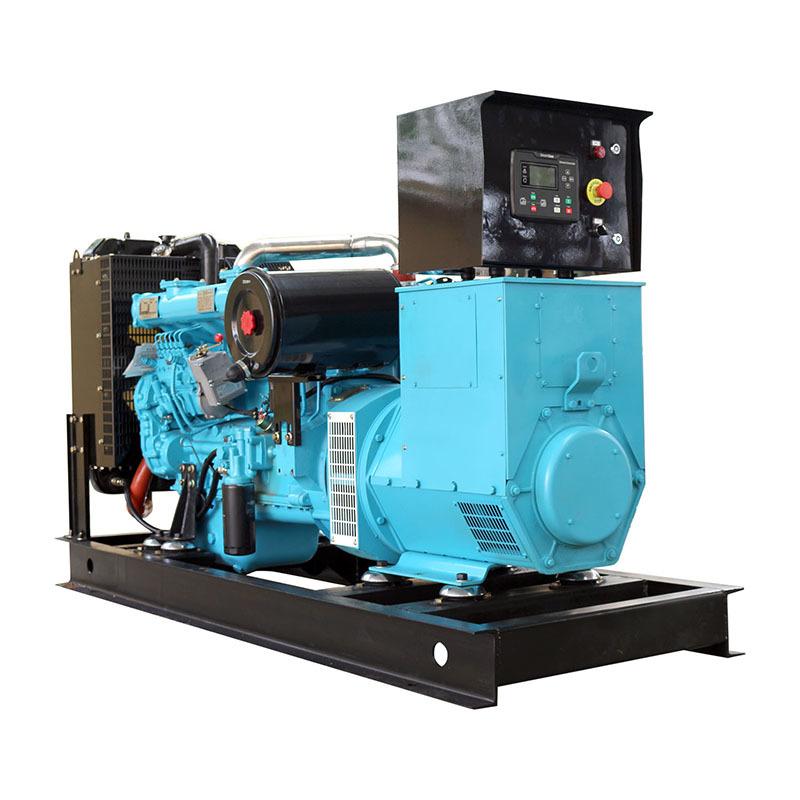 100 KVA Industrial Open Frame Low Noise Generator Diesel Portable