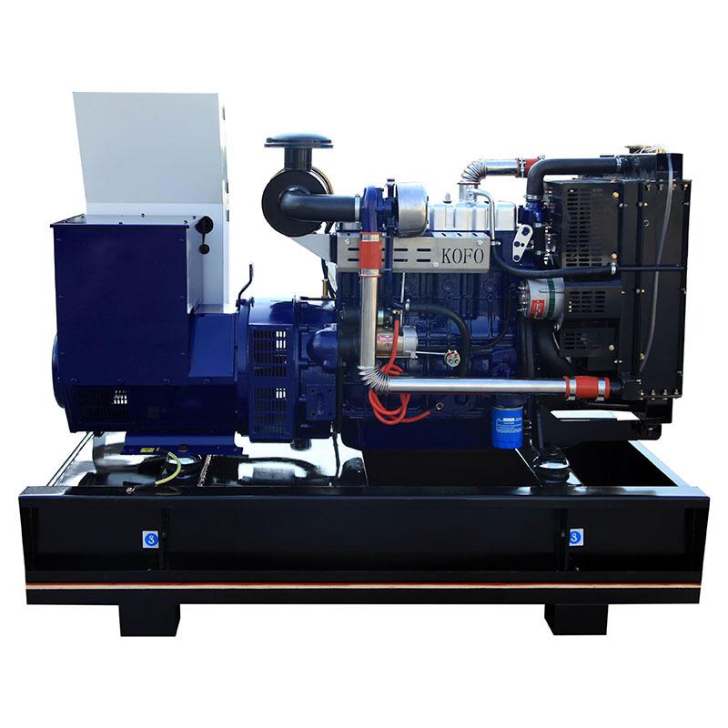 AC 3-phase High Power 4 Cylinders power diesel generator
