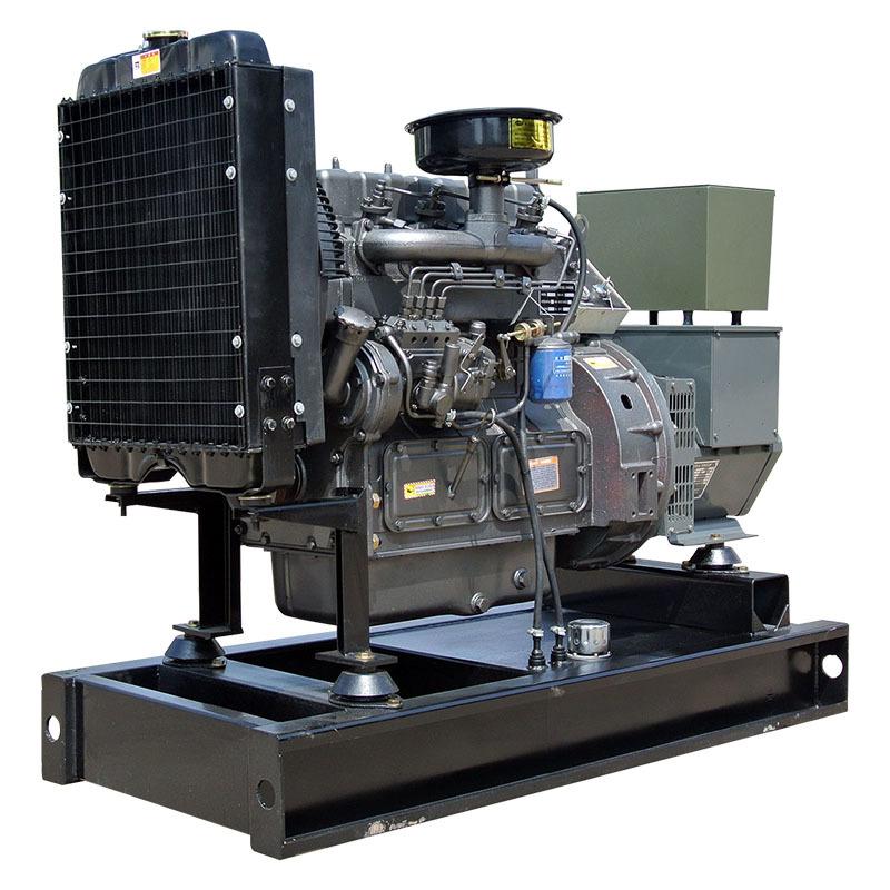 Industrial portable Inverter Water Cooling Diesel Generator Commercial
