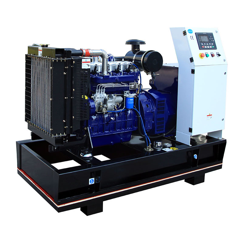 Robust Power 1500 RPM/1800 RPM AC 3-phase 4 Cylinders Diesel Generator Portable