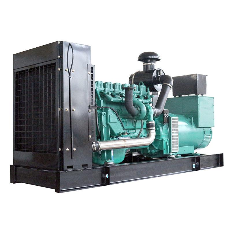 AC 3-phase 250kw 400V/230V Water Cooling Brushless Diesel Power Generator
