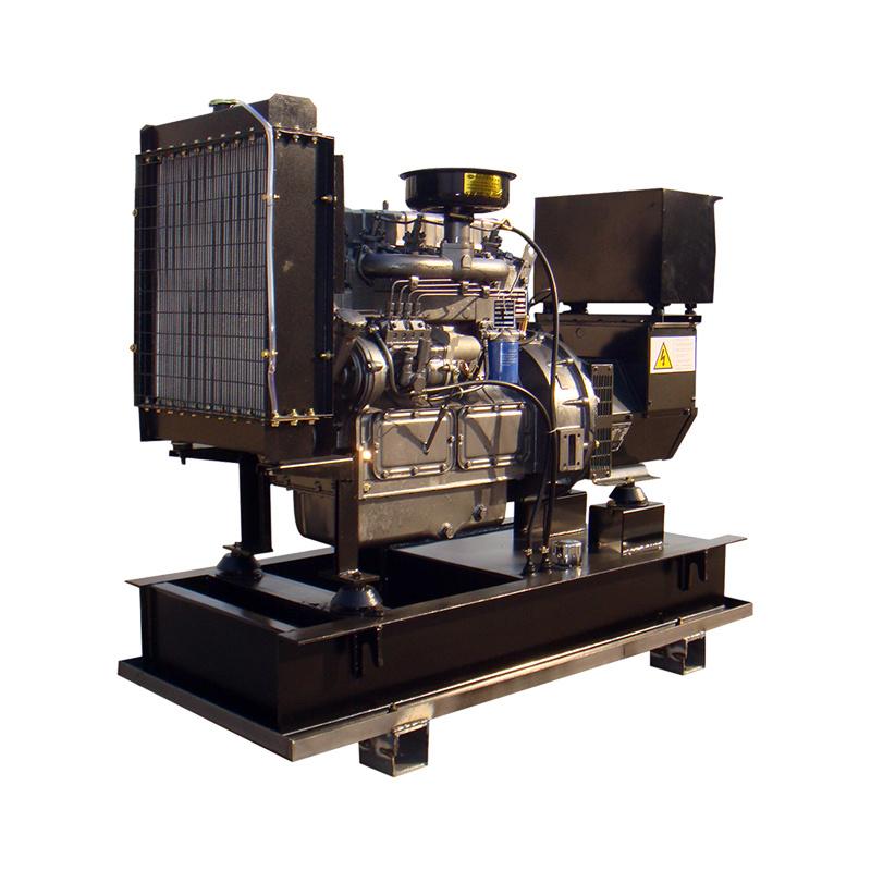 XSA-20GF Open Frame 24v Electric Start Diesel power generator price