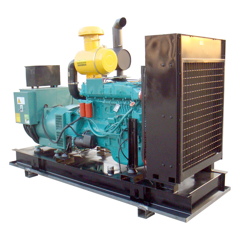 Water Cooling Diesel Oil 24v Electric Start 360A Generator For Hospital