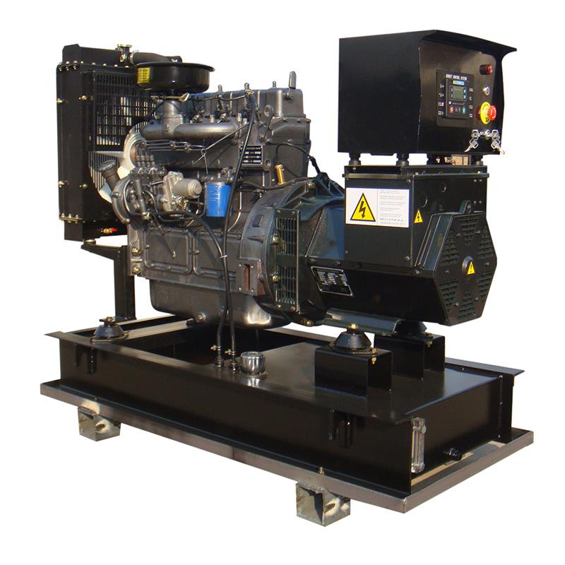 Robust Power Auto Start Open Frame 25kva Generators Diesel Prices