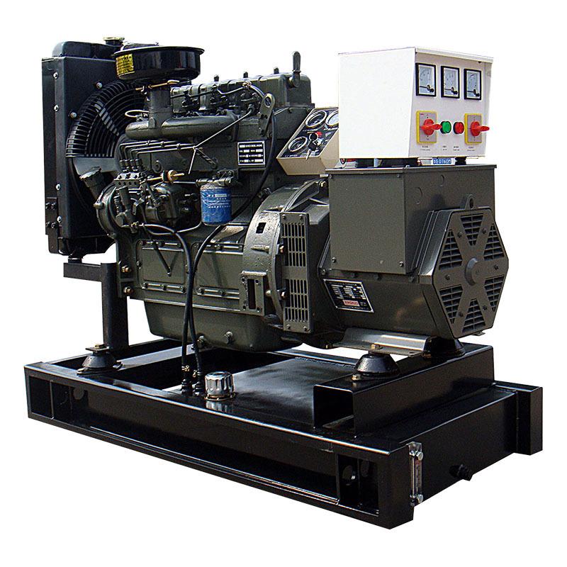 Power Durable CE ISO 4 Cylinders Diesel Generator Multiquip